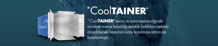 Cooltainer Banner